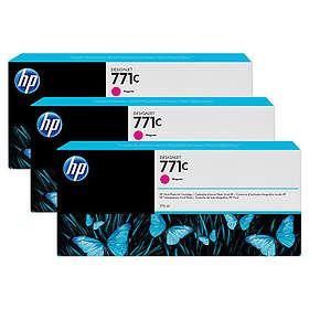 HP 771C 775ml (Magenta) 3-pack