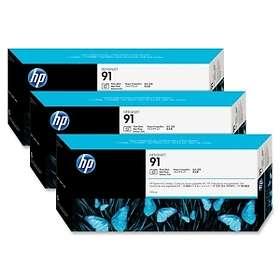 HP 91 (Fotosvart) 3-pack