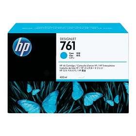 HP 761 400ml (Cyan) 3-pack