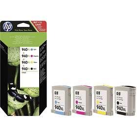 HP 940XL (Black/Cyan/Magenta/Yellow)