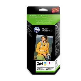 HP 364 (Cyan/Magenta/Gul)