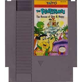 Flintstones: The Rescue of Dino and Hoppy (USA) (NES)