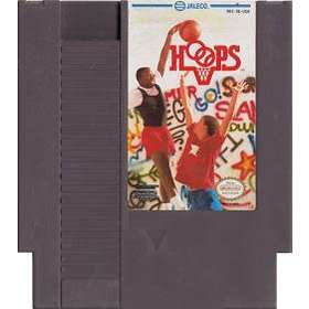 Hoops (USA) (NES)