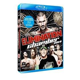 WWE - Elimination Chamber 2014 (UK)