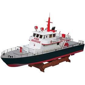 AquaCraft Models Rescue 17 Fireboat RTR