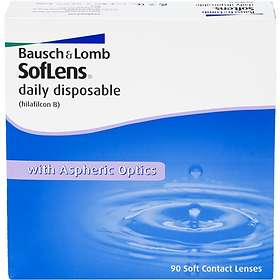 Bausch & Lomb SofLens Daily Disposable One Day (90-pakning)