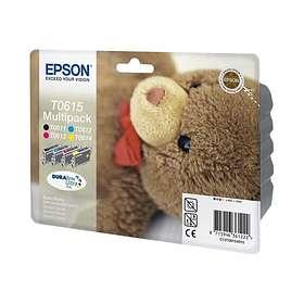 Epson T0615 (Black/Cyan/Magenta/Yellow)