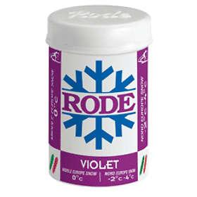 Rode P40 Violet Wax -4 To -2°C