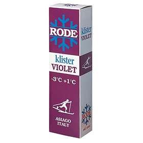 Rode K30 Violet Klister -3 To +1°C