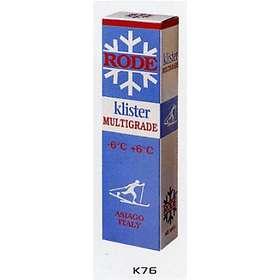 Rode K76 Multigrade Klister -6 to +6°C