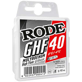 Rode GHFM-40 Red Wax -4 to 0°C 40g