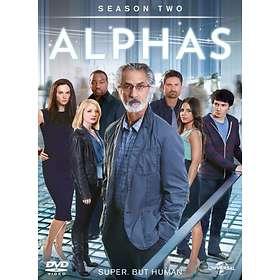 Alphas - Season 2 (UK)