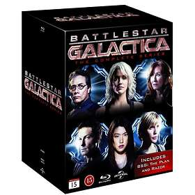 Battlestar Galactica (2004) - The Complete Series