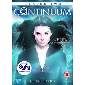 Continuum - Season 2 (UK)