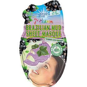 Montagne Jeunesse Brazilian Mud Fabric Mask