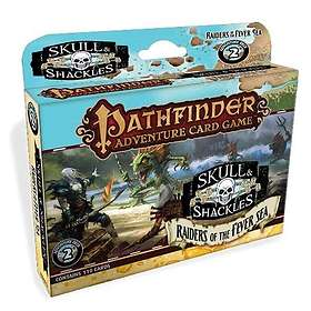 Pathfinder Adventure Kortspel: Skull & Shackles - Raiders of the Fever Sea