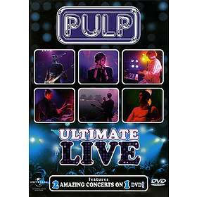 Pulp: Ultimate Live