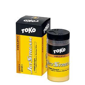 Toko JetStream Powder 2.0 Yellow -4 to 0°C 30g