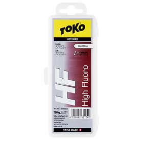 Toko HF Hot Wax Red -12 to -4°C 120g
