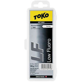 Toko LF Base Black Hot Wax Black 120g