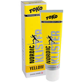 Toko Nordic Klister Yellow -2 to 0°C 55g