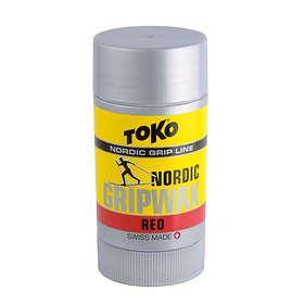 Toko Nordic GripWax Red -10 to -2°C 25g