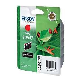 Epson T0547 (Röd)