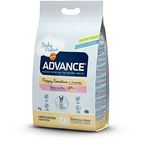 Advance Pet Dog Puppy Sensitive Salmon & Rice 12kg