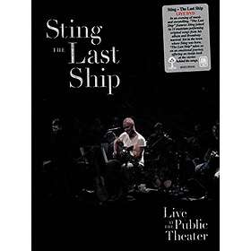 Sting: The Last Ship - Live at Public Theater