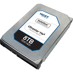 HGST Ultrastar He8 HUH728060AL5200 128MB 6TB