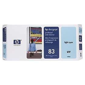 HP 83 Printhead 13ml (Ljuscyan)