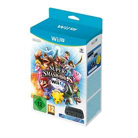 Super Smash Bros. (inkl. GameCube Adapter) (Wii U)