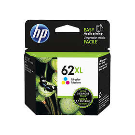 HP 62XL (3-Colour)