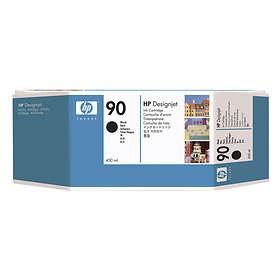 HP 90 400ml (Svart)
