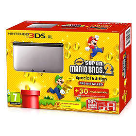 Nintendo 3DS XL (+ New Super Mario Bros. 2) - Special Edition