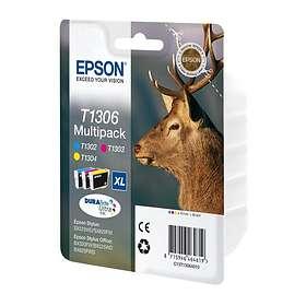 Epson T1306 (Cyan/Magenta/Giallo)