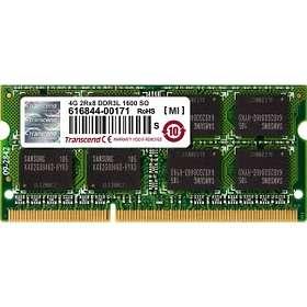 Transcend SO-DIMM DDR3L 1600MHz 4GB (TS512MSK64W6N)