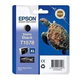 Epson T1578 (Mattsvart)