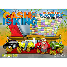 Worker Placement: Cash Is King (exp.)