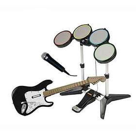 Harmonix Music Rock Band Instruments (Wii)