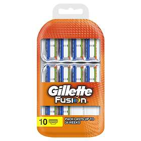 Gillette Fusion 10-pack
