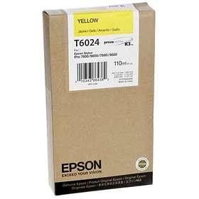 Epson T6024 (Gul)