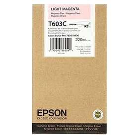 Epson T603C (Ljusmagenta)