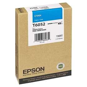 Epson T6052 (Cyan)