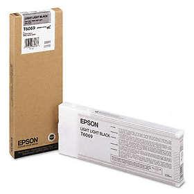 Epson T6069 (Ljus Ljussvart)