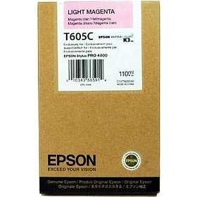 Epson T605C (Ljusmagenta)