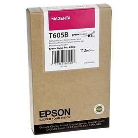 Epson T605B (Magenta)