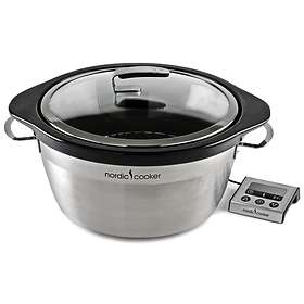 Nordic Cooker Slow Cooker 5L