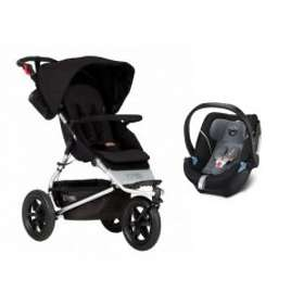 Mountain Buggy Urban Jungle 2in1 (Travel System)