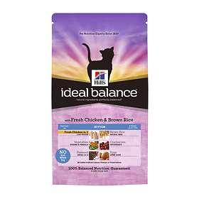 Hills Feline Ideal Balance Kitten Chicken & Brown Rice 2kg